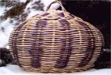 buckbrush basket